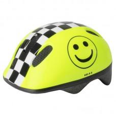 Шлем M-Wave KID-S, design: Smile, size S 52 - 57 cm,