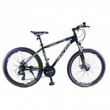 Горный велосипед AXIS 26MD black/blue (2021)