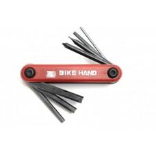 Шестигранники набор Bike Hand YC-267
