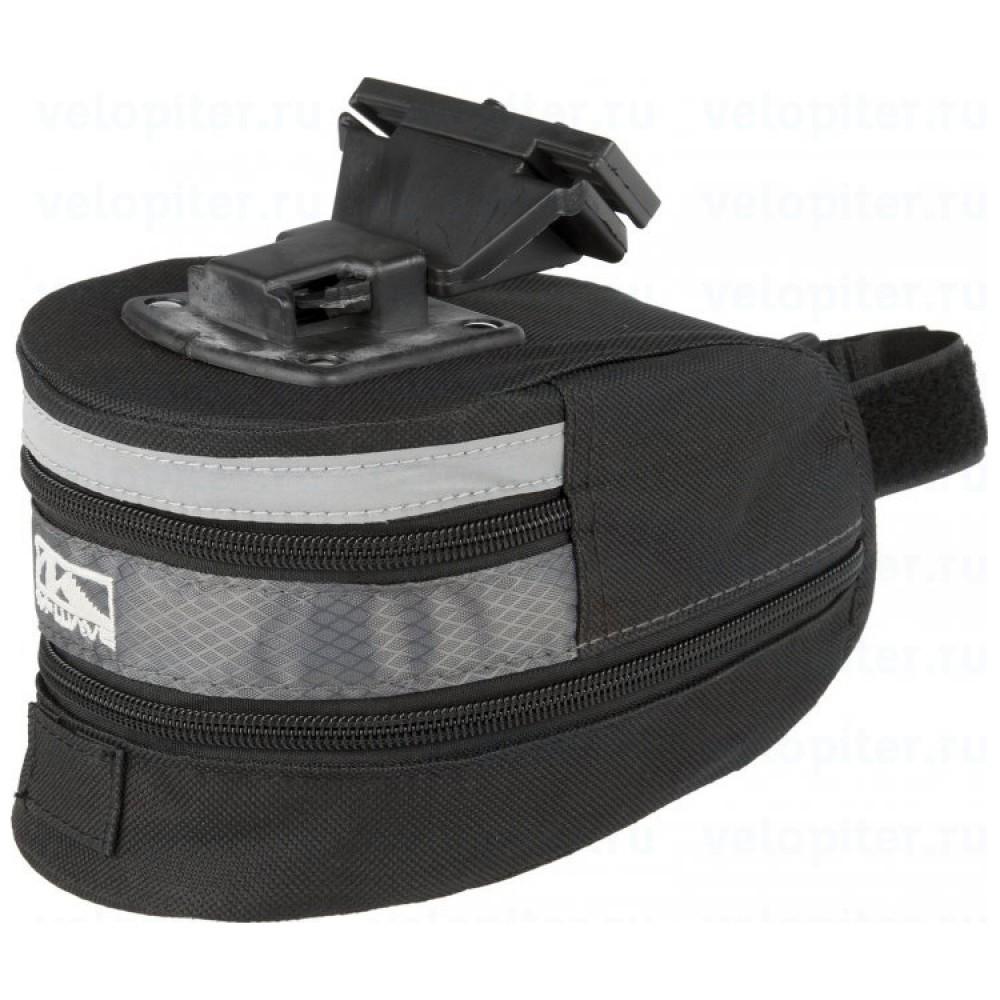 Сумка под седло M-Wave TILBURG  L,  180*115  black