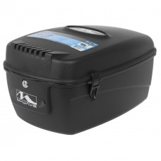 "Сумка-ящик на багажник M-WAVE AMSTERDAM BOX L"" matt black"