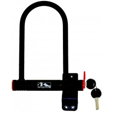 Замок M-WAVE shackle lock  U-type lock,180X245mm