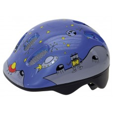 Шлем Ventura for children, 52-57 cm (S) Space with reflective material