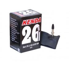 Велокамера Kenda 26x1,75-2,125, 47/57-559, F/V