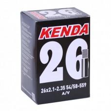 Велокамера Kenda A/V 26x2.1-2.35