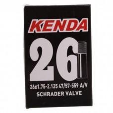 Велокамера Kenda A/V formgeheizt EK 26x1.3/8, 37-590