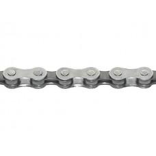 Цепь M-WAVE 1/2x11/128, 116 links, grey, 10-speed