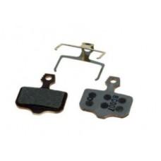 Колодки тормозные brake-pads, organic, for discbrakes Avid: Elixir/DB, w/spring,