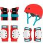 Защита для роликов, коленей, локтей, велошлемы (50)
