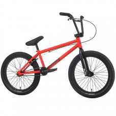 "BMX велосипед Sunday BLUEPRINT 20"" - MATTE RED (2020)"