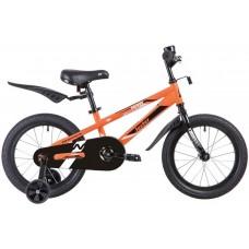 """Детский велосипед Novatrack Juster 16"""" (2021)"""