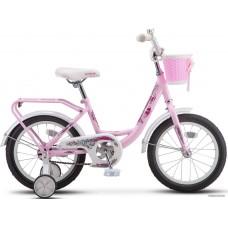Детский велосипед Stels - Flyte 18 (2021) розовый