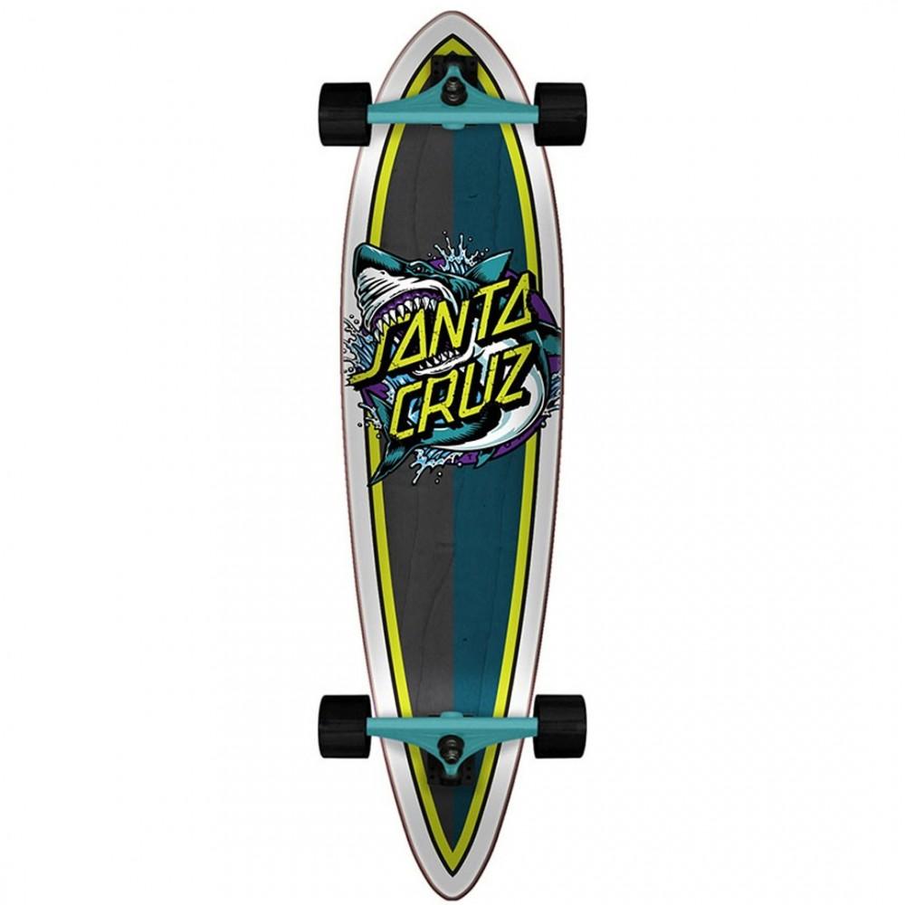 Лонгборд Santa Cruz Shark Dot 9.58in x 39.0in