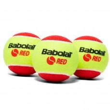 Babolat  мячи теннисные Red Felt x 3 (24)