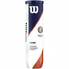 Wilson  мячи теннисные RG Clay x4 - (18б)
