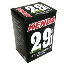 Велокамера Kenda F/V 28/29x1.90-2.35, 50/58-622,moided