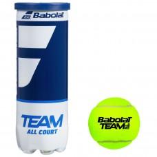 Babolat  мячи теннисные Team AC x3 (24)