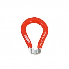 Super B  спицной ключ 3.5 mm -red (Asian)