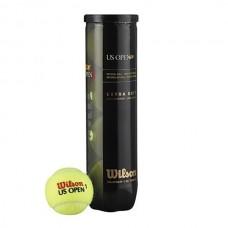 Профессиональные теннисные мячи Wilson Us Open 4 мяча