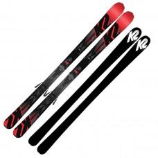 Горные лыжи K2 Konic 75 M2 10 Compact Quikclik black-antracite