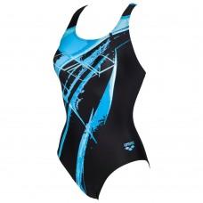Arena  купальник женский спортивный Backjump