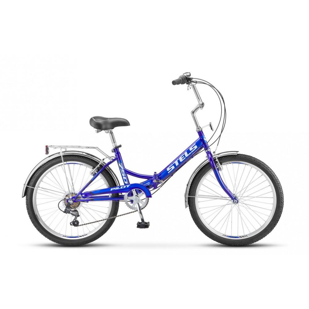 Складной велосипед Stels - Pilot 750 24 (2019)