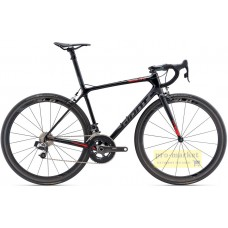 Шоссейный велосипед Giant TCR Advanced SL 0 RED (2019)