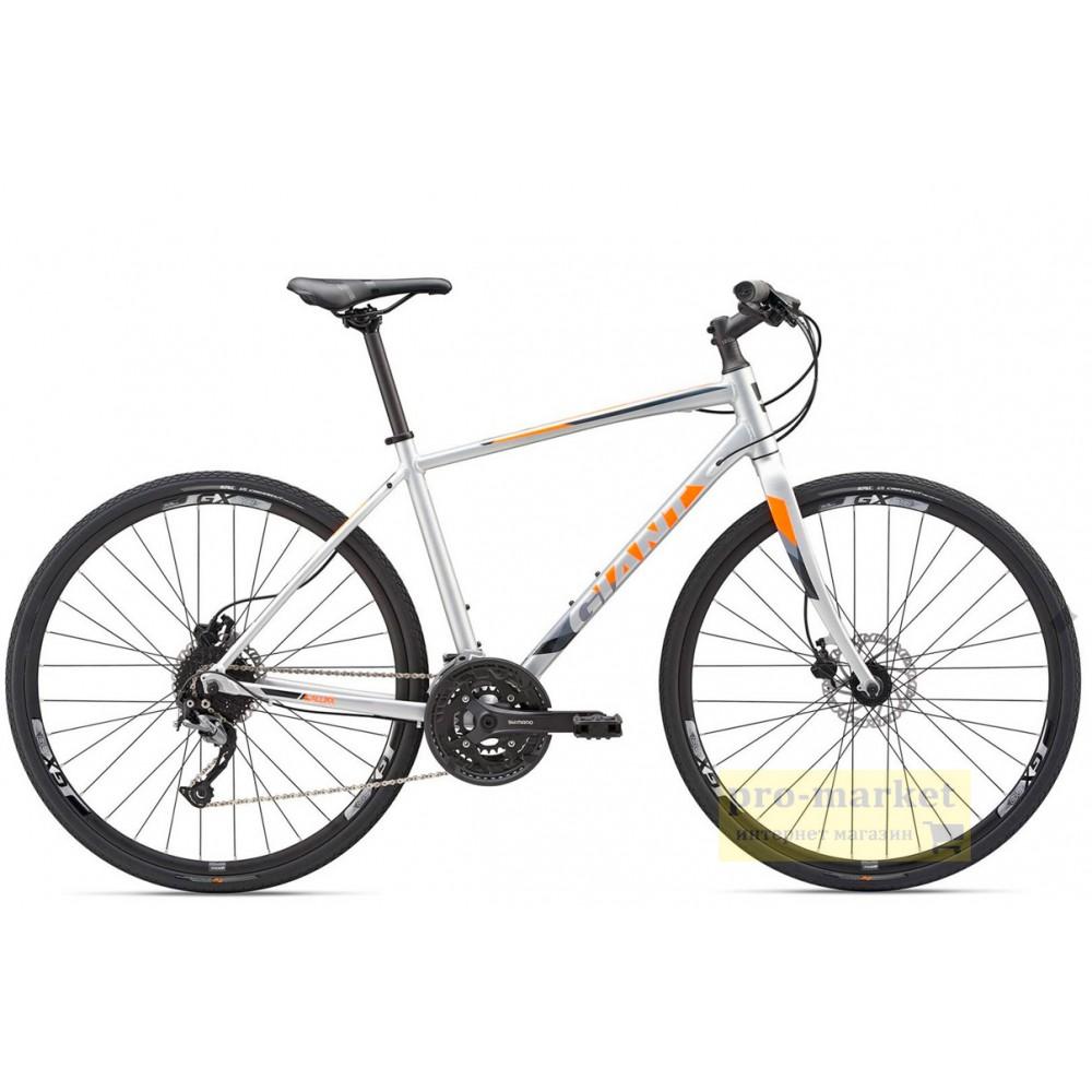 Велосипед городской Giant Escape 1 Disc (2019)