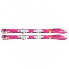 Детские подростковые горные лыжи Elan Sky QS el 4.5 /7.5