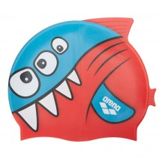 Arena  шапочка для плавания детская Fish